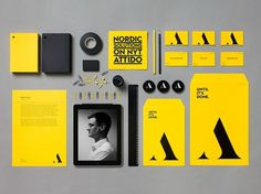Attido / Bond | Design Graphique #design #graphic #identity