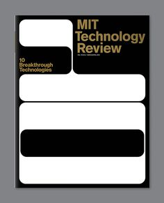 MIT Technology Review poster
