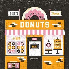 04 Basemint - 33.3 art show #donuts