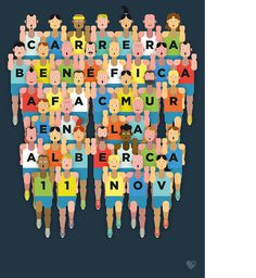 Afacmur Posters #beneficent #runner #cancer #against #afacmur #race
