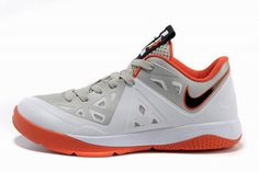 Mens Running Shoes Nike King Lebron ST II - Solar Red #fashion