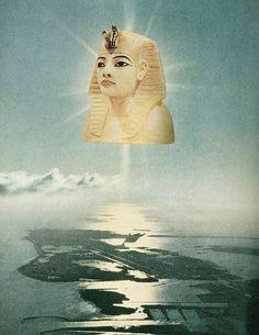 Brian Vu — Megamagro #sun #sky #egypt #texture #statue #photography #art