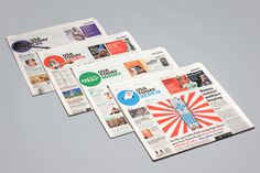 USAToday Logo and Newspaper #print #newspaper