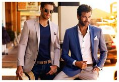 mens look:Check out classy looks! #suits