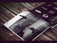 Dribbble - Converse Catalog by Anthony Harmon #catalog #converse #photography #logo #typography