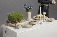 Haft Sin Collection Performance | Exhibitors | Design Days Dubai #haft #ceramics #persian #design #seen