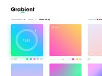 Grabient look at them gradients. #colors #gradients #funvibes