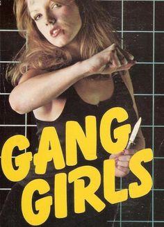 Tumblr #girls #gang #poster