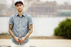 Jon Contino on what it take to be a World Class Calligraphy Artist #nick #jon #contino #portrait #nyc #man #onken