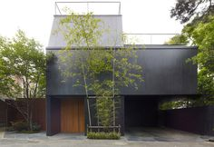 KEIJI ASHIZAWA DESIGN modern House S 8 #architecture #green #interiors #landscapes #courtyards