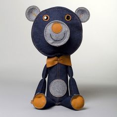 Acne JR | Chester Denim #design #sweden #toys #acne junior