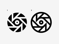 Dribbble - Dribbble 052 by Mark Weaver #mark #white #black #simple #weaver #and #logo