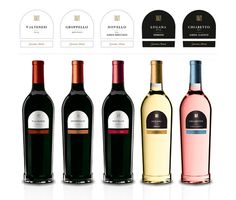 Wine Label #beverage #bottle #packaging #classy #wine #food #glass #elegance #drawer #luxury
