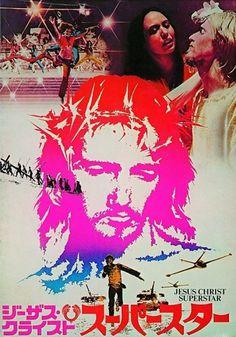 Exhibitions: The image of Jesus in film history. In Turin   DaringToDo.com International #japanese #superstar #jesus #gradient #christ