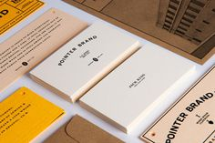 DanBlackman_PointerBrand_07 #print #design #system #brand #identity #pointer