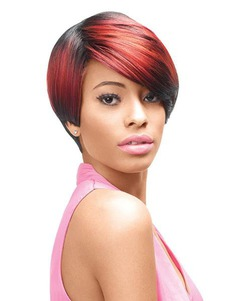 Purchase Online Today Sleek Tongable Synthetic Wig Kiki Range at Cosmetize UK. Sleek Tongable Synthetic Wig Kiki is presenting a superb range that broadens the Fashion Idol 101 family to more noteworthy grounds. Get FREE shipping on all Today Sleek Tongable Synthetic Wig Kiki today.