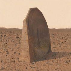 Synaptic Stimuli #stone #magnifier #landscape #sound #ear #wasteland