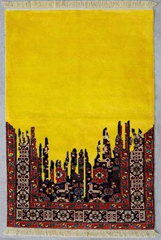 Faig Ahmed: Deconstructed Carpet Art