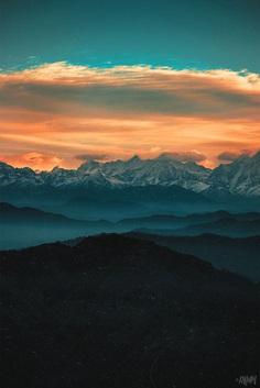 Nature and it's magic! 💫 #rahullal #rahullalphotography #travel #mountains