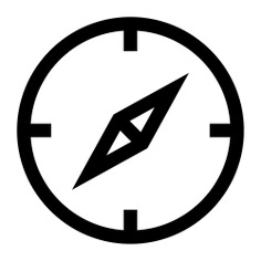 See more icon inspiration related to compass, location, direction, maps and location, Tools and utensils, cardinal points and orientation on Flaticon.