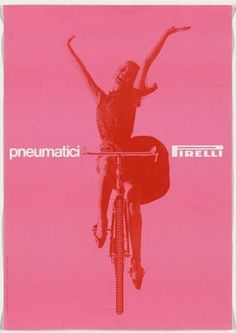 MoMA | The Collection | Massimo Vignelli. Pneumatici Pirelli. 1963