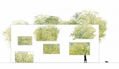 Sou Fujimoto Architects – Trio of Walls - Picture Gallery - Architecture Things #n #facade #house #sou #architecture #fujimoto #trees