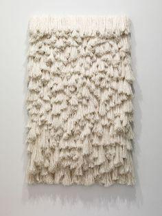 textile #tassel #wall #white #textile