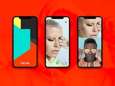 TikTok UI Design