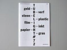 «Tubelight #72» (2011) by Meeusontwerpt (Janna & Hilde Meeus)