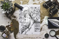 Travel composition Free Psd. See more inspiration related to Mockup, Vintage, Travel, Money, Paper, Map, Retro, World map, World, Mock up, Glass, Drawing, Compass, Adventure, Decorative, Magnifying glass, Tourism, Vacation, Cash, Trip, Holidays, Coins, Magnifier, Journey, Up, Torch, Vintage paper, Binoculars, Traveling, Vintage retro, Traveler, Purse, Explore, Magnifying, Worldwide, Composition, Mock and Touristic on Freepik.