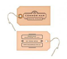Common Man - Restaurant on the Behance Network