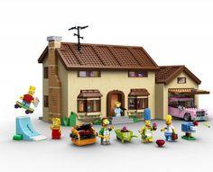 Lego Simpsons Set – Fubiz™