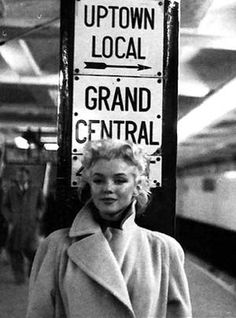 Marilyn Monroe 22 #white #monroe #photo #black #and #york #marilyn #new