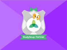 StudySoup Partner Badge Design