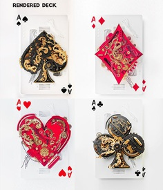The Steam Deck: Playing Cards on Behance