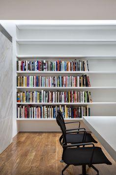 Guilherme Torres Office by Studio Guilherme Torres