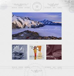 Discovery church redesign #caleb #lummer #church #design #graphic #discovery #website #royce #layout #web