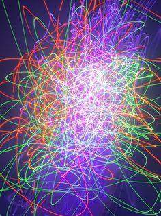 Creative Review - Klaus Thymann's Laser Experiments #experiments #thymanns #laser #klaus