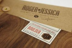 flourish letterpress #wedding #invite #letterpress #typography