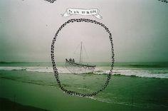 collab | Flickr - Photo Sharing! #ocean #smiths #the #illustration #garrett #lockhart #boat