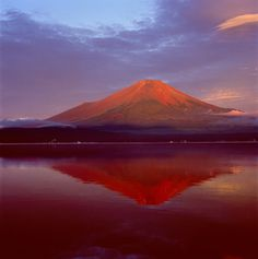 Mt. Fuji by Yukio Ohyama
