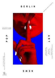 Silkscreen poster edition on Behance #poster