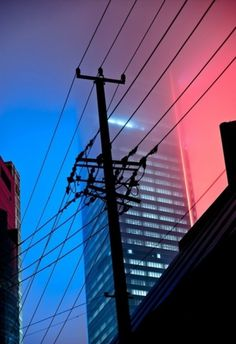 Neon City #photography