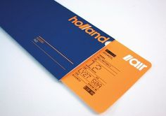 holland air identity / details : corey hall