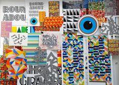 studiomyerscough-homepage.jpg (JPEG Image, 1200×857 pixels) #myerscough #wall #studio