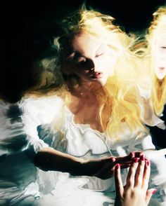 BEYOND THE MIRROR: 'GLASS HOUSES' BY KALLIOPE AMORPHUS #photography
