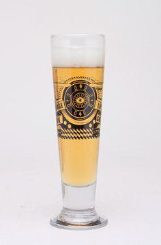 Skål Beer Glasses on the Behance Network #beer #packaging #design #screenprint #nors #skal #glass #illustration