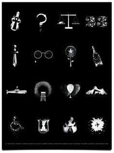 design work life » Ty Mattson's LOST Final Season Print #lost #poster