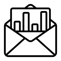See more icon inspiration related to mail, graph, email, marketing, seo and web, finances, miscellaneous, stats, browser, statistics, business, bars and graphic on Flaticon.
