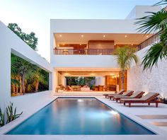 Casa Xixim Combine Natural Materials with Exotic View - architecture, house, house design, dream home, #architecture